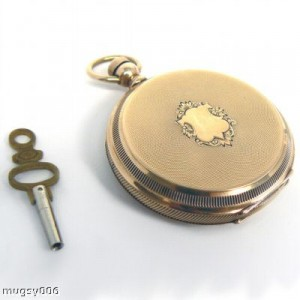 Fusee Pocket Watches For Sale